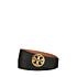 Wendegürtel mit Logoschließe
