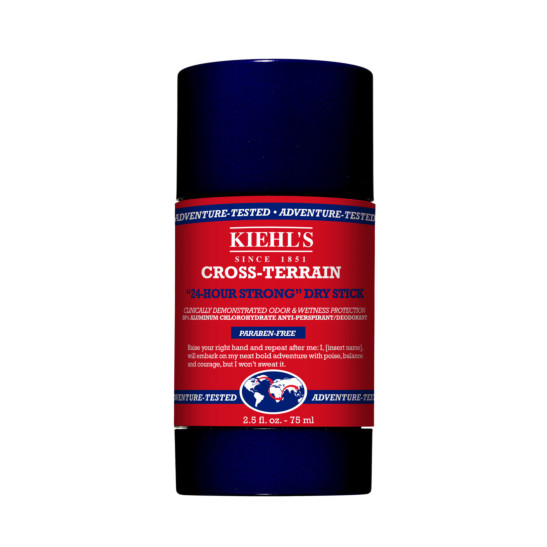 Cross-Terrain 24 Hour Strong Anti-Perspirant & Deodorant Dry Stick