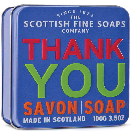 Thank You Soap
