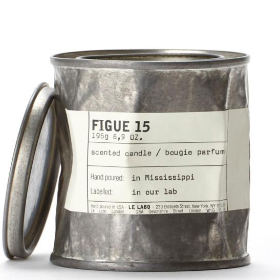 Figue 15 Vintage Kerze