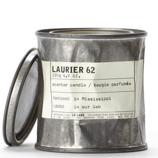 Laurier 62 Vintage Kerze