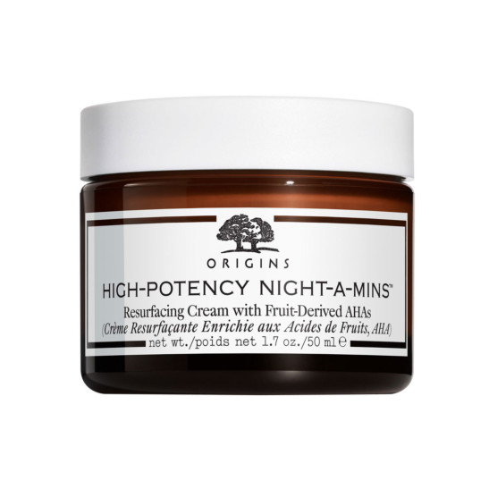 High-Potency Night-A-Mins™ Resurfacing Cream with Fruit Derived AHAs