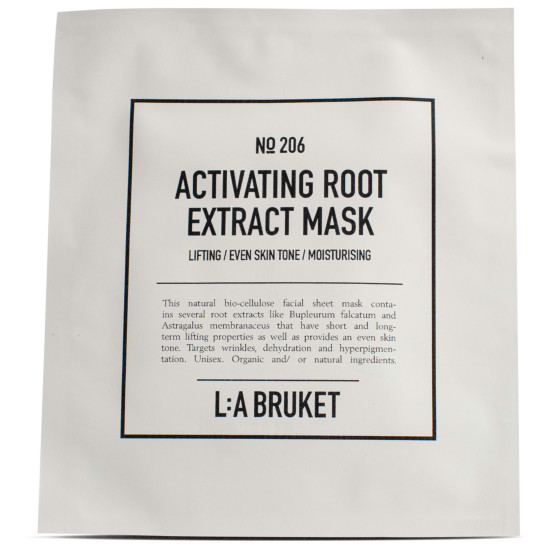 No.206 Activating Root Extract Mask
