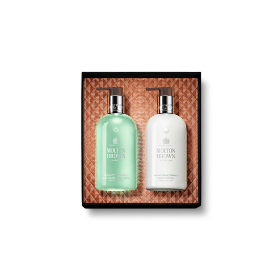 Refined White Mulberry Hand Gift Set
