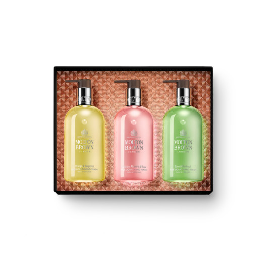 Citrus & Fruity Hand Collection
