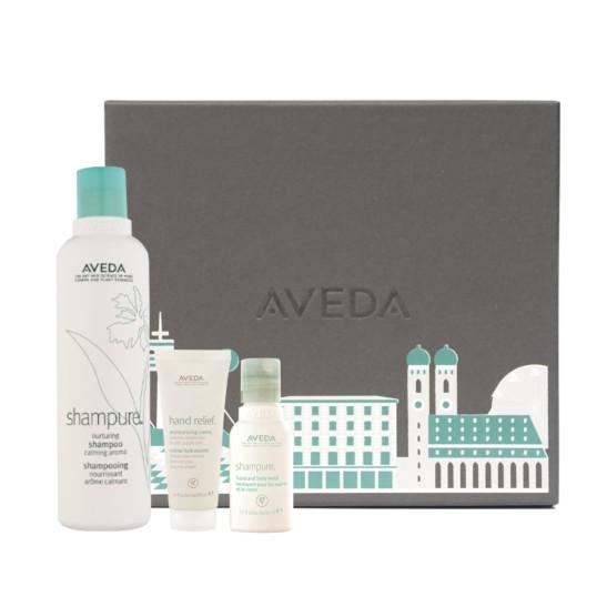 AVEDA x LUDWIG BECK Set shampure™