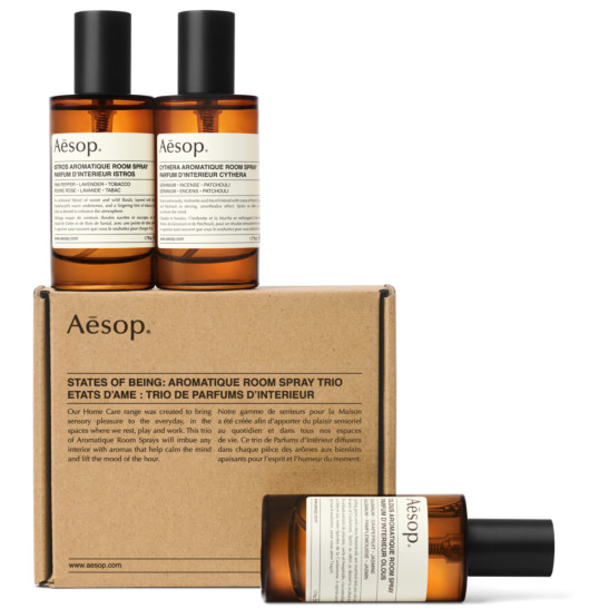 Aromatique Room Spray Trio
