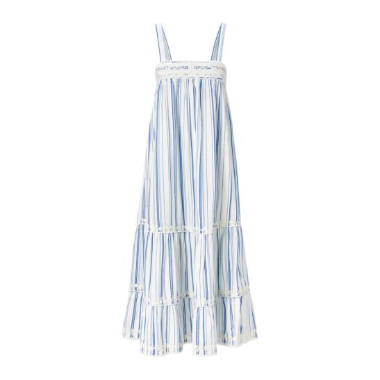 Midikleid ALBANY EMB DRESS