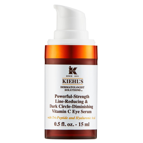 POWERFUL-STRENGTH LINE-REDUCING & DARK CIRCLE DIMINISHING VITAMIN C EYE SERUM