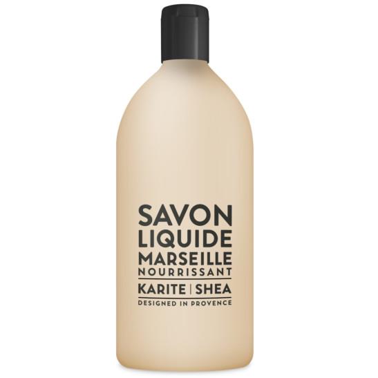LIQUID MARSEILLE SOAP REFILL SHEA BUTTER