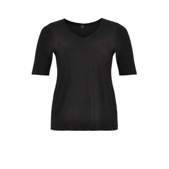 Shirt 1/2 Arm V-Ausschnitt