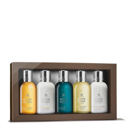The Body & Hair Travel Collection