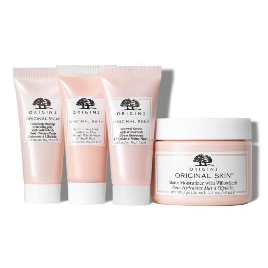 Original Skin™ Glow, Refine & Hydrate Set