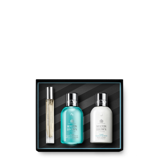 Coastal Cypress & Sea Fennel Travel Gift Set