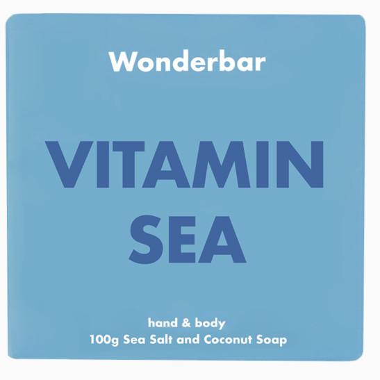 Sea Salt & Coconut Soap