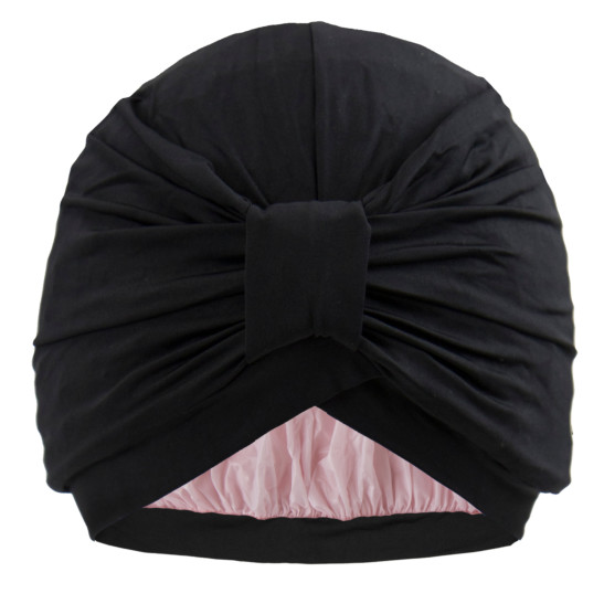 Turban Shower Cap
