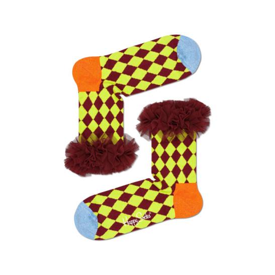 Harlequine Tulle Socke