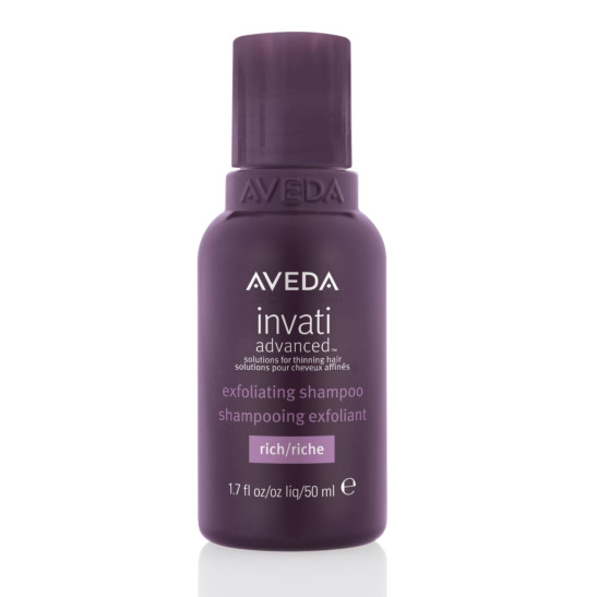 invati advanced™ exfoliating shampoo - rich