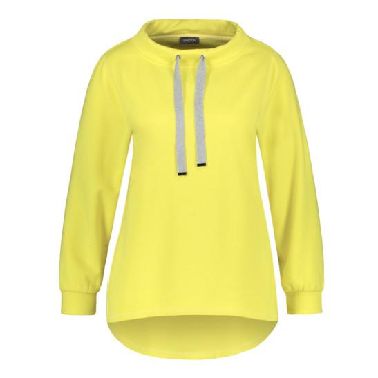Sweat-Shirt mit LurexDetails