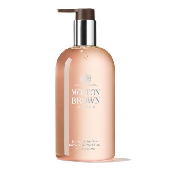 Jasmine & Sun Rose Bath & Shower Gel - Vorteilsgröße 500ml