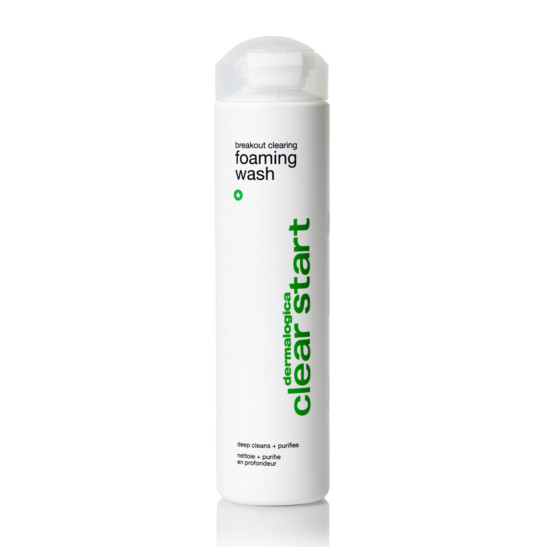 Breakout Clearing Foaming Wash XL