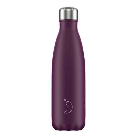 Trinkflasche Chilly´s Lila
