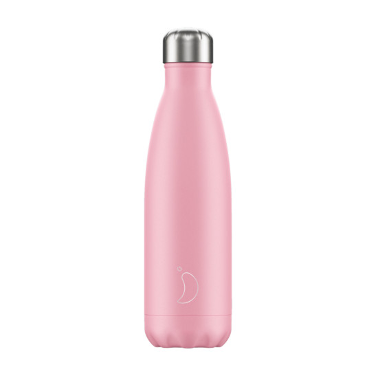 Trinkflasche Chilly´s Rosa