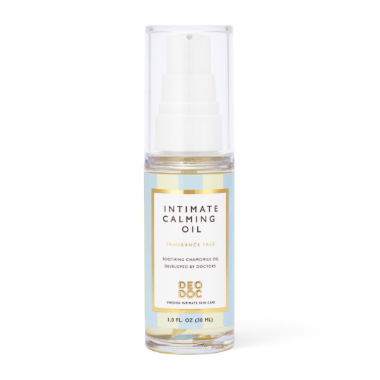 INTIMATE CALMING OIL - FRAGRANCE FREE