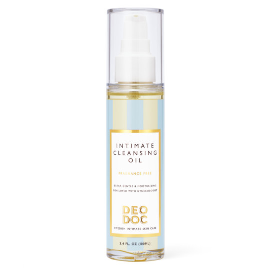 INTIMATE CLEANSING OIL -FRAGRANCE FREE